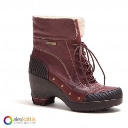 women fashion winter boot
