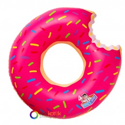 inflatable donut water fun
