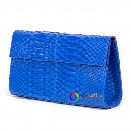 Luxury leather handbag